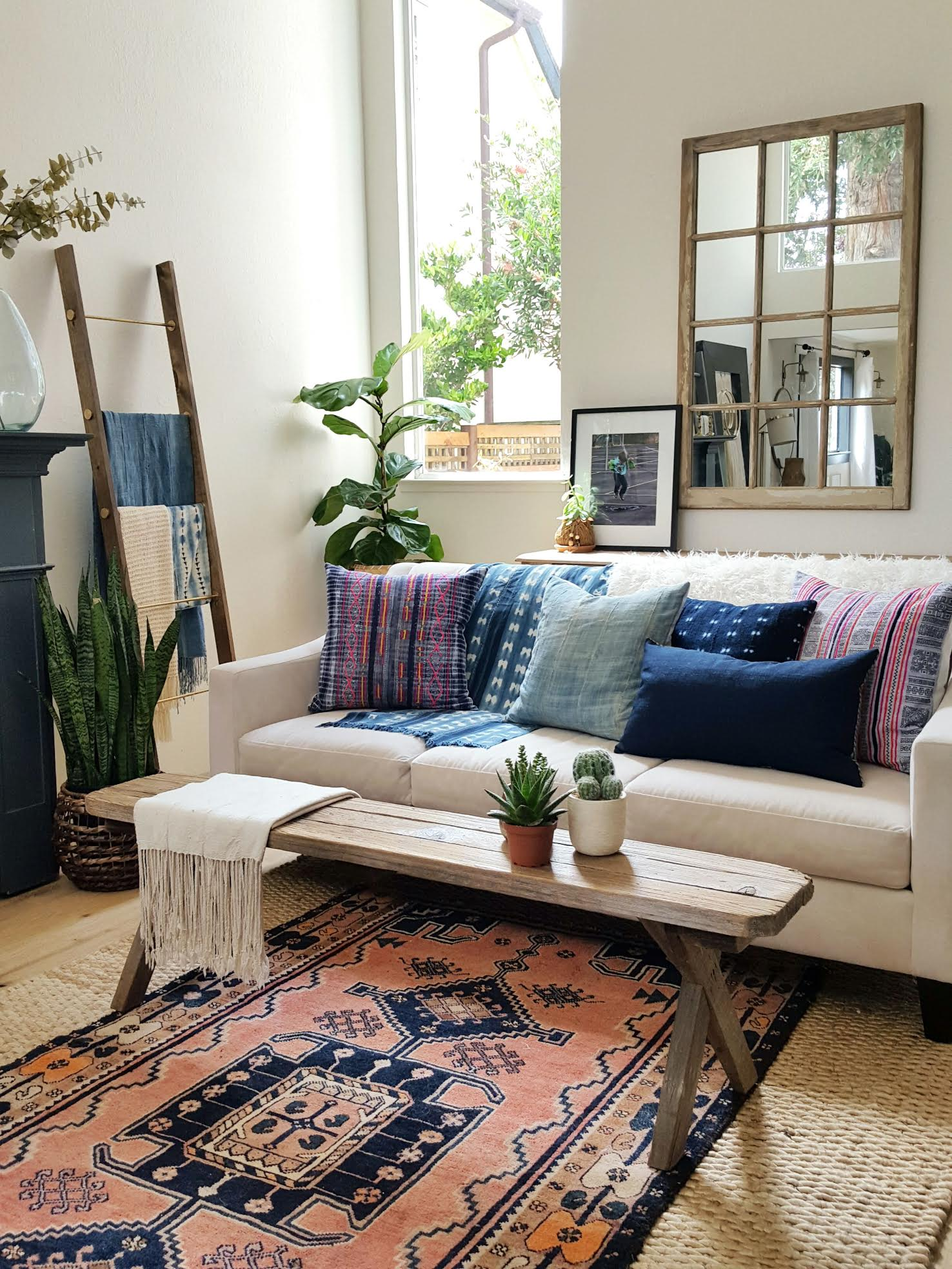 ORC Week 3: 5 Tips to Achieve a Bohemian Eclectic Vibe