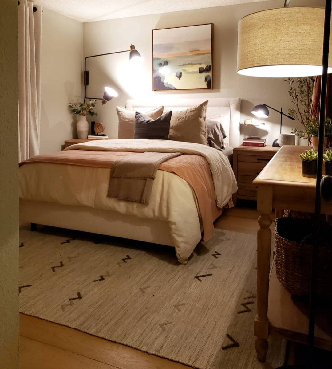 Cozy Bedrooms: A Summer Retreat For Our Guests With The Company Store